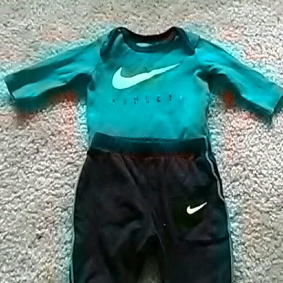 Nike baby boy outfit